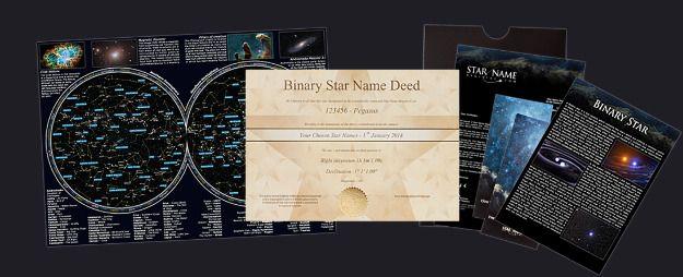 Binary Star Package